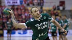 Henrik Møllgaard, Skjern Handball - been one of the leading players in Danish handball for years - but only had his debut on the national team i 2012