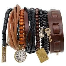 men's bracelets indie - Google Search