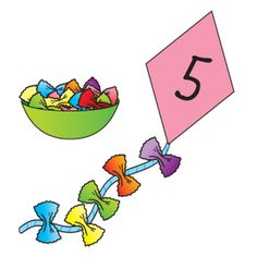 Kite Tails and Bow Ties - The Mailbox Preschool Arts And Crafts, Preschool Letters, Preschool Activities, Kid Crafts, Learning Games For Preschoolers, Counting Activities, Spring Activities, Spring School, Pre School