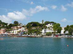 Ischia Porto, Isola Ischia Italia (Maggio)