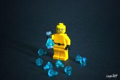 Walter White Lego