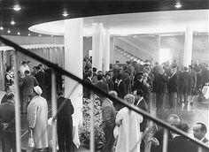 Berlin Zoo Palast 1958-Lobby-