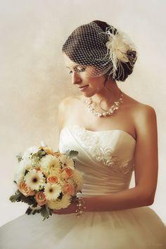 Marie-Éve #Wedding #Vintage #Photography #CumberlandMuseum