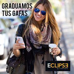 Con #EclipseSunglasses puedes estar a la moda y ver bien con tus gafas solares.  Consúltanos por nuestro nuevo producto en cualquier de nuestras sucursales.   Encuéntranos en: Miraflores, Portales, Pradera Concepción, Plaza Cemaco y Oakland Mall 😎 #sunglasses #mensunglasses #womensunglasses #polarizedsunglasses #fashion