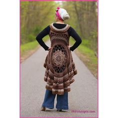 The Spring Sun Mandala Vest is available and live on my blog!! CLICK ON THE LINK IN MY BIO!!! Check out the video tutorial and the FREE written pattern at the bottom of the blog post! Pay close attention to the video graphic in the intro of my video, courtesy of NFD Graphics!! Thank you for watching! Be sure to share your finished work and Hashtag #YARNutopia!! Share this post with someone who would love this design, tag them in the comments! ❤️ Nadia  #crochet #crocheted #yarn #imadethis…