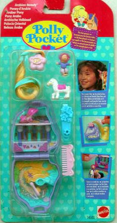 Sexy Toy Make-Overs: Polly Pocket (click thru for more)
