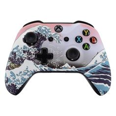 Faceplates, Decals & Stickers Frugal Girls Xbox One S 3 Sticker Console Decal Xbox One Controller Vinyl Skin Video Game Accessories