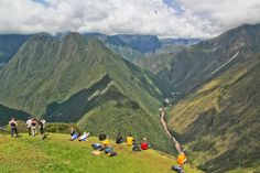 Logistics of Hiking the Inca Trail
