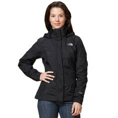 The north face ladies resolve jacket