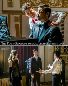 "#Supergirl #TheFlash [ Musical Crossover ] The Flash-Supergirl musical crossover first look. #Duet 2496 Likes, 278 Comments - Supergirl (@supergirltv) on Instagram: ""#Supergirl #TheFlash [ Musical Crossover ] #Duet The Flash-Supergirl musical crossover first look."""