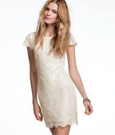 Abito pizzo bianco h&m job opportunities