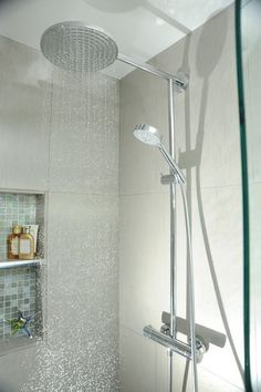Attirant First Floor Shower #shower #bathroom | Shower Heads | Pinterest | Shower  Bathroom, Bath And House