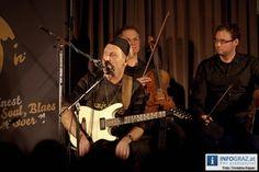 LEO KYSéLA & friends in concert  Austrias finest quality in Soul, Blues & Crossover