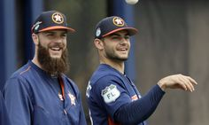 Who is the Astros' most important player in 2017? = On paper, the Houston Astros of both last and this year are impressive teams. This year's team features one of the best infields in baseball, with one of baseball's breakout stars in center field. Unfortunately, after considerable amounts of hype to start last year, Houston limped out of the gate, losing 19 of their first 30 games. This was due, in part, to struggles from 2015's Cy Young winner, Dallas Keuchel. Even after Houston…..