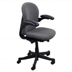 herman miller reaction task chairs. herman miller reaction task chair, gray $79 #officesteals chairs l