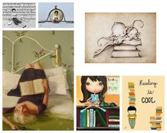 Reading is Cool | This Handmade Life