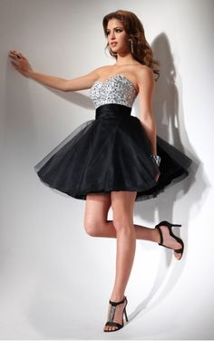 Find out the latest Ball Gown Short Sweetheart Black Dress with Dressesy. From evening dresses to prom dresses, cocktail dresses to maxi dresses and more. Shop one from thousands of dresses here.