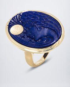 Sogni d'oro Lapisring, ca. 25 ct, aus Gold hier online #sognidoro #facettenreich mit #René #Conradt #sogni #doro #classic mit #Frank #Hartenberger #silberzeit mit #Ute #Wohlfart #colored #gemstone #jewelry