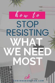 Do you ever feel resistant to things in your business that are hard or you're unsure if they'll help you? Sometimes those are the very things that we need to shift our mindset about, stop resisting, and just do the dang thing to find our path and find success in our business. I'm sharing 4 actionable tips that will help you consider the worth of these things, stop resisting them, and find freedom and success. CorinneKerston.com #mindset #confidence #business #businesstips Do You Now, How To Find Out, Told You So, What I Need, We Need, What Is Something, Sharing Quotes, How To Gain Confidence, Success Mindset