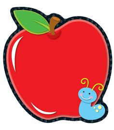 Apple Notepad - Carson Dellosa Publishing Education Supplies  #CDWishList