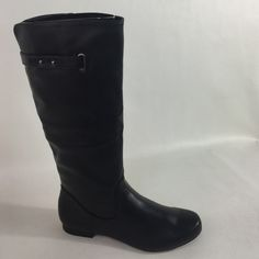 Style & Co Black Knee High Boots New New in box , Knee High Boots Style & Co Shoes