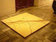 """Inspirado en """"La insoportable levedad del ser"""" Milan Kundera. Óleo sobre lienzo."""