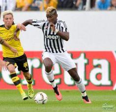 Pogba bij Juventus