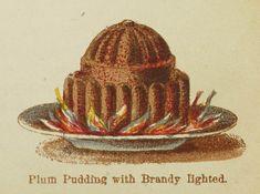 christmas plum pudding mrs beeton - Google Search