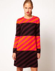 striped stripes | More here: http://mylusciouslife.com/pinterest-stripes-polka-dots-and-pom-poms/