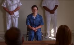 Rami Malek as 'Timothy Kercher' in Medium - Season 2/Episode 3 - Time Out Of Mine