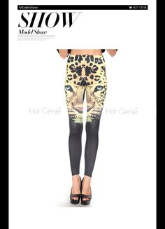 Aliexpress.com : Buy New Arrival 2 Colors Pants Sexy Adventure Time Leopard Head Print Leggings Punk Blue Winter Trousers Wear For Women from Reliable wear mesh suppliers on Hot Genie Authentic Brand Shop | Alibaba Group