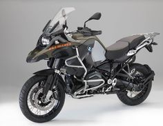 BMW Announces R 1200 GS Adventure: The Ultimate Adventure Tourer? « MotorcycleDaily.com – Motorcycle News, Editorials, Product Reviews and Bike Reviews