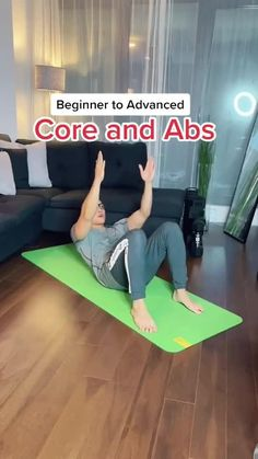 Abc Workout, Side Fat Workout, Gym Workout Videos, Plank Workout, Fitness Workouts, At Home Workouts, Workout For Beginners, Physical Fitness, Excercise