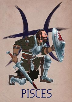 Blackwall is Pisces