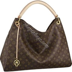 Louis Vuitton Monogram Canvas Artsy Mm M40249 Lv Handbags Online