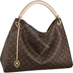 bbbfbdaf6ba Louis Vuitton Monogram Canvas Artsy MM M40249 Lv Handbags, Louis Vuitton  Handbags, Handbags Online