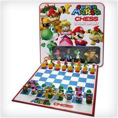 Super Mario Chess thomas