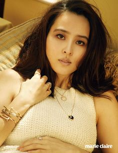 2015.07, Marie Claire, Han Hye Jin