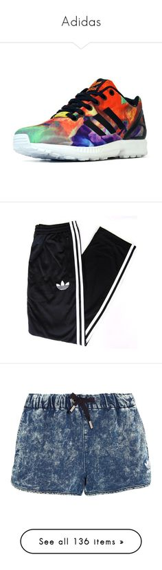 """""""Adidas"""" by taylor-marie-9 ❤ liked on Polyvore featuring adidas, men's fashion, men's bags, men's backpacks, bags, backpacks, accessories, black, adidas originals and activewear"""