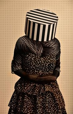 "Saatchi Art Artist David Mendelsohn; Photography, ""Quita With Hatbox / #3  of 15"" #art"