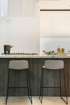Pato is a carefully crafted multipurpose chair in eco-friendly polypropylene. The low back Pato Stool is stackable and comes in both bar and kitchen counter height. The stool is available with optional upholstery.  #pato #wellingludvik #fredericiafurniture