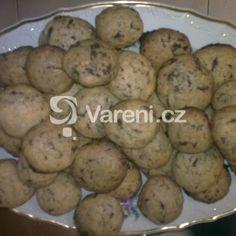 Americké čokoládové cookies recept - Vareni.cz Potatoes, Cookies, Vegetables, Desserts, Food, Party, Crack Crackers, Tailgate Desserts, Deserts