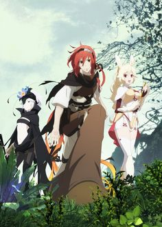 "Crunchyroll - Main Voice Cast for ""Rokka no Yuusha"" TV Anime Announced"
