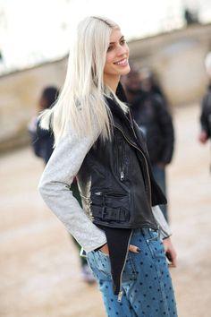 Street Style: Paris Fashion Week Fall 2014 - Page 21