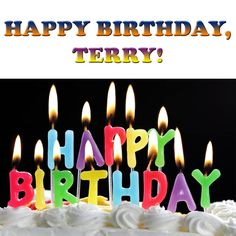 We wish Terry, the owner of Long Fen Chinese Restaurant, a very happy birthday today