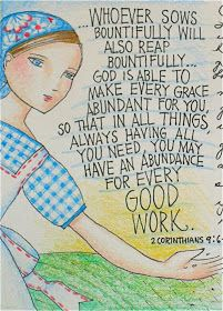 peggy aplSEEDS: What's on Your Workdesk Wednesday: Madonnas