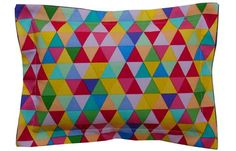 Geometric Heat Bag- by #iddybiddyboo #heatbag #kidsheatbags
