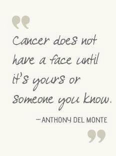 how to talk to cancer patients family