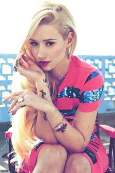 Iggy azalea ❤ beautiful!! New Hip Hop Beats Uploaded http://www.kidDyno.com