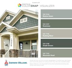 Siding Colors We Love